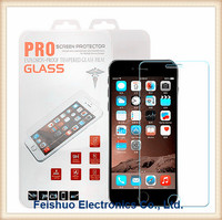 For Newest Iphone 7 7plus Screen Protector / Best Tempered Glass Screen Protector 0.26MM 2.5D round edge 9H Hardness