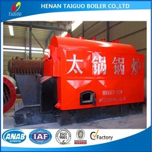 automatic steam coal Boiler machine