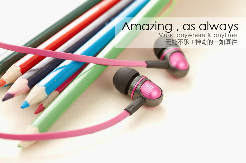 Wallytech Latest Metal PATENTED Earphones with Microphone and Volume Remote for Android and for iPhone