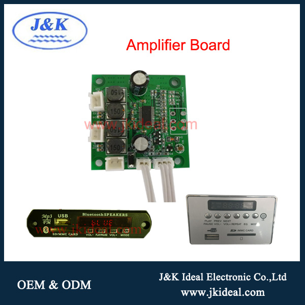 JK-AMP01 For 5.1 speaker amplifier board audio with bluetooth fm aux