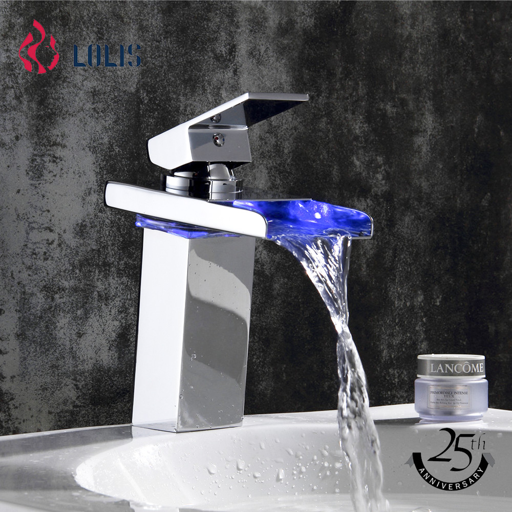 (<strong>G007</strong>) Waterfall bathroom faucet,basin faucet manufacturer wash basin taps