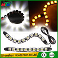 2pcs/Set Car 10 LED DRL Daytime Running Light Driving Daylight Turn Light