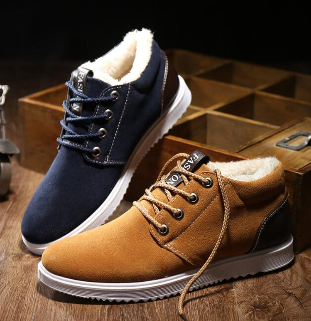 zm32373a winter warm shoes fashion thick outdoor dress shoes for mens
