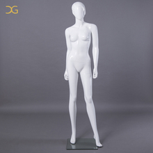 cheap new design abstract fiberglass female mannequin for clothes window display
