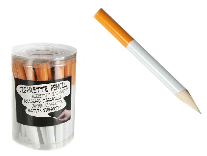 Cigarette Pencil. Novelty gift