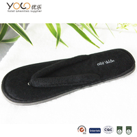 brand name terry thong bedroom slippers for men