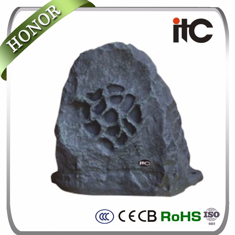 China Factory Rock Waterproof Speaker With Led Light Flashing