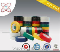 flame resistance electronic PVC insulation tape