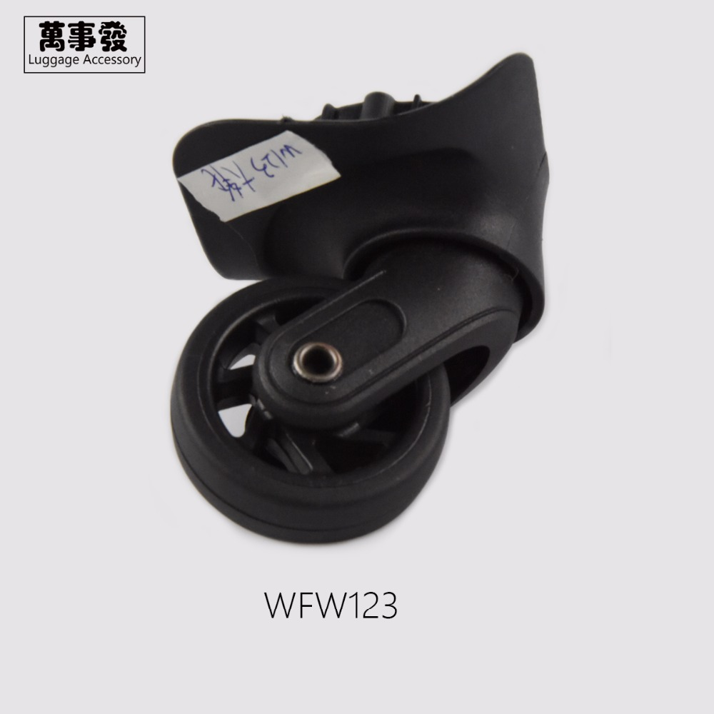 trolley wheel luggage wheel parts for suitcase parts WFW123