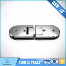 china low price products automatic glass door zinc hinges brass hydraulic shower hinge