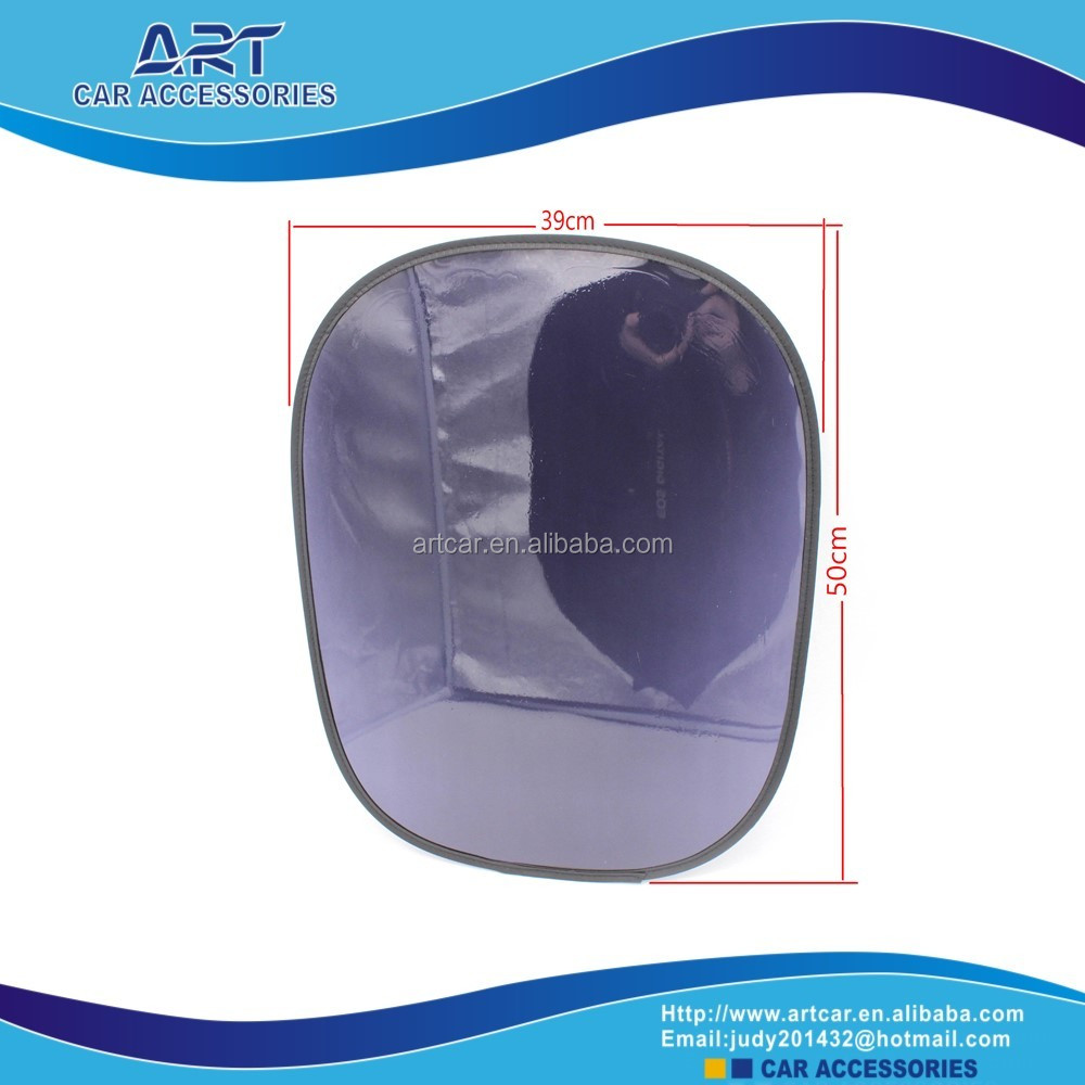 sliding car door window sun shade and car sunshade sticker