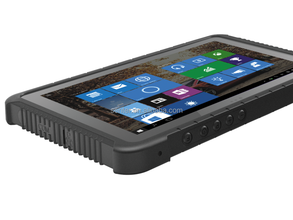 ST935 10.1'' Rugged Tablet pc with RS232 RJ45 ethernet interface port