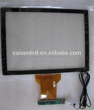 17 Inch Capacitive MultiTouch Screen (PCT) 10 touch points