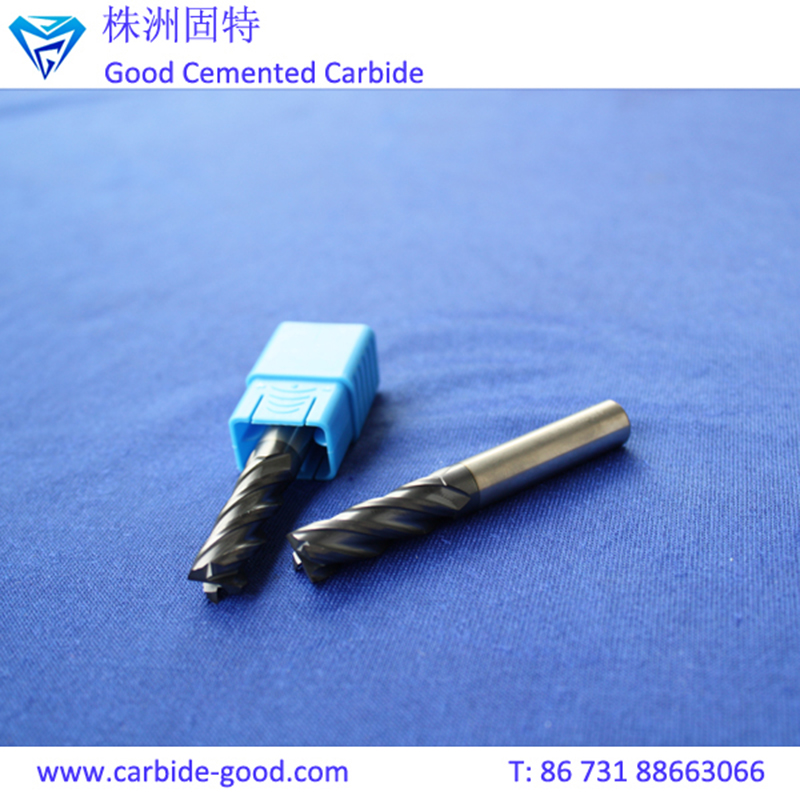 China Suppliers Tungsten Carbide End Mill Cutting Tool for Sale