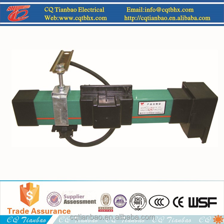 Tianbao Enclosed Safe Copper Conductor Bus bar system
