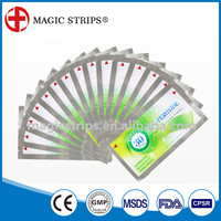Wholesale Free Peroxide Gel Formula Personal Design Teeth Whitening Strips