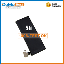 1510 mAh 3.7V Lithium Polymer Mobile Phone Batteries for iPhone 5c Battery