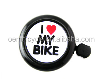 2017 hot sale lovely kids bike bell made in China