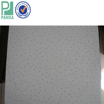 China TOP 5 Acoustic Wool Ceiling Board Supplier High Performance Mineral Fiber Acoustic Ceiling