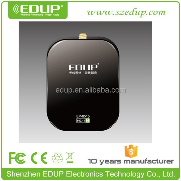 Best seller EDUP 150m ralink rt3070 chipset usb wireless adapter 802.11n external lan network card EP-MS8515