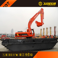 swamp excavator SX300SD buggy for sale