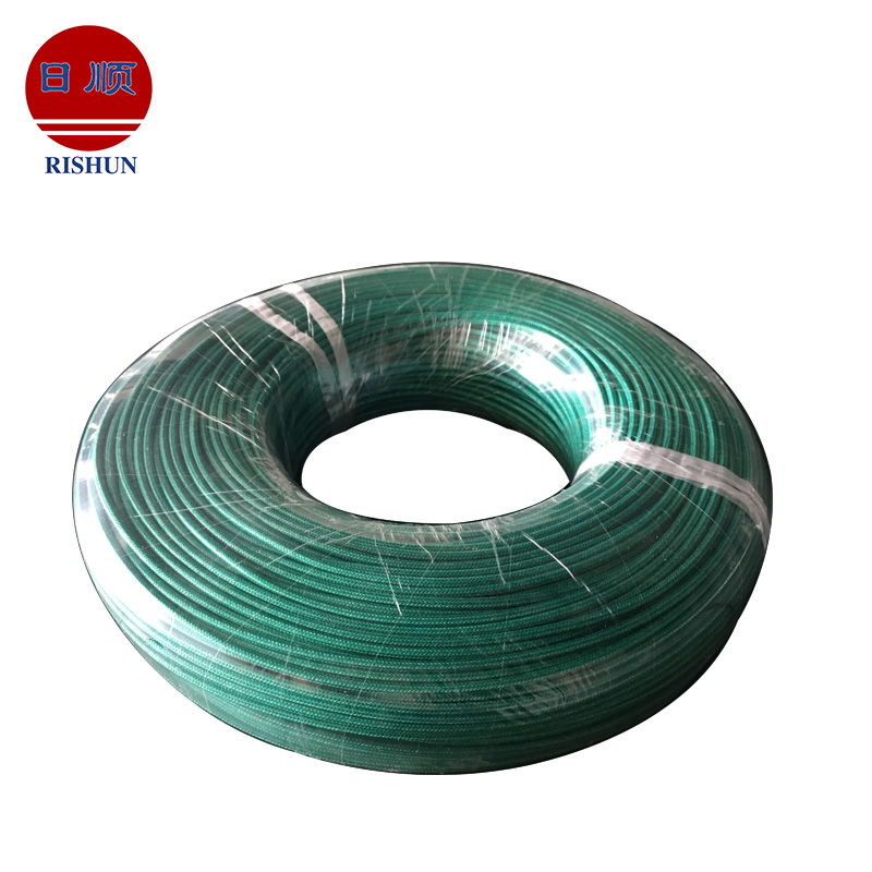 UL3172 covering for fiberglass braid cooper conductor flexible electrical wire