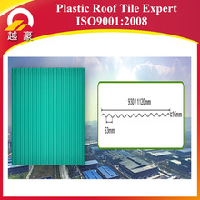 Factory wholesale 2 layers apvc/upvc roof tile price , NEW Construction material stone coated metal roof tile