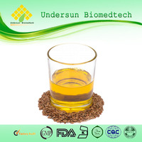 Best price Anti-cancer organic flax seed extract oil powder free sample