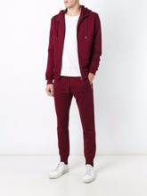New Design Custom Men's Winter Season Clothes Fitted Track Suit