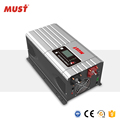 Low Frequency pure sine wave dc to ac power inverter 6000w