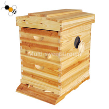 new product auto complete bee hive automatic honey flow hive