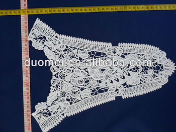 wholesale wonderful guipure neck lace alibaba China market