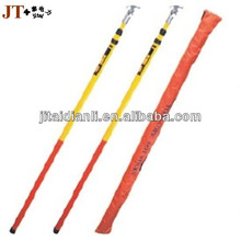 High Voltage telescopic Fiberglass Electrical Hot Stick