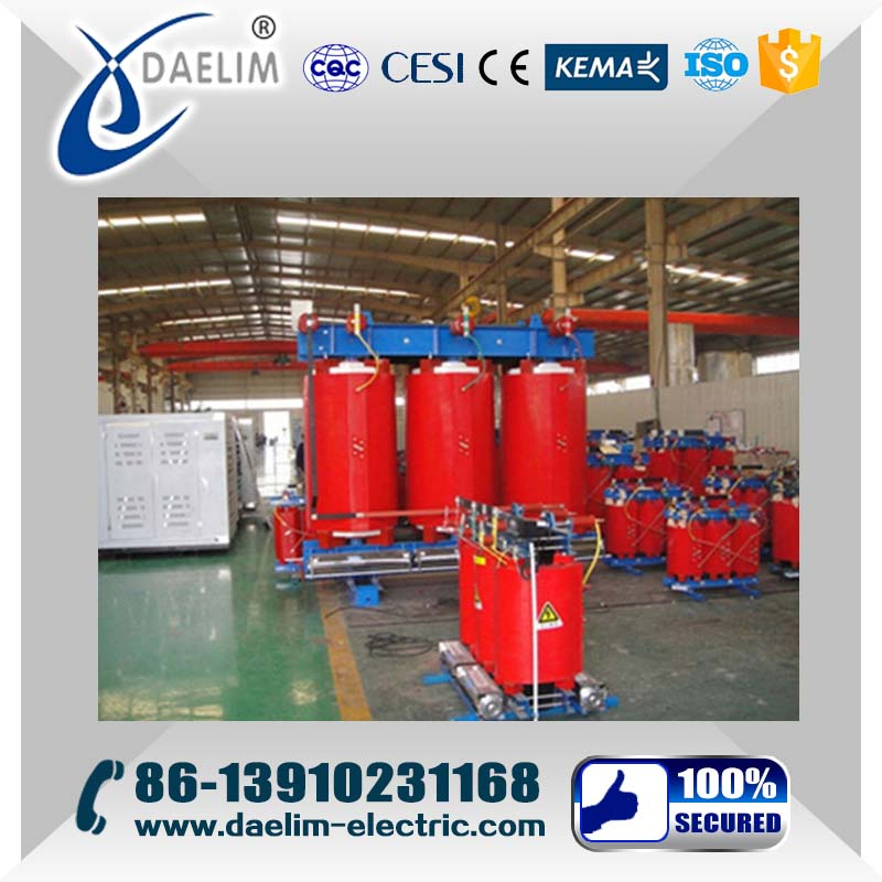 22kv/415v 1000kva Oil Filled Three Phase Isolation Transformer