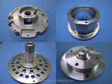 Custom precision cnc machined aluminum parts cnc milling/turning aluminum auto part with anodized finish