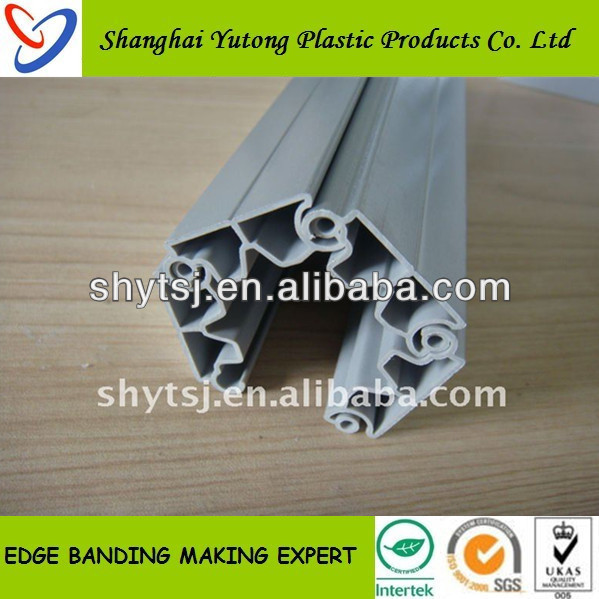 PVC ROLLER SHUTTER DOOR CHANNEL