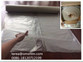 ldpe construction waterproof clear polythene sheeting