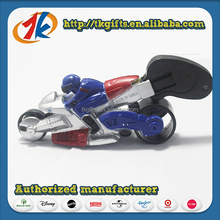 New design Plastic motobike key launcher toy