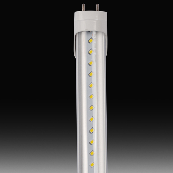 1200mm t8 24W fluorescent t8 tube light double fixture