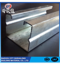 Factory direct sale promotional popular galvanized steel support
