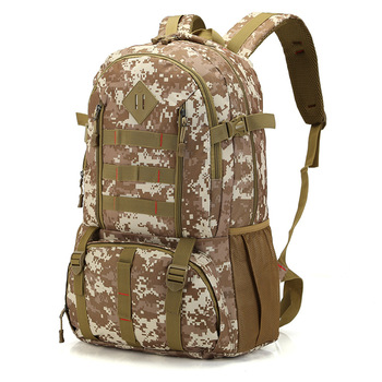 JH fashion wholesale style high quality swagger Camouflage bag laptop waterproof hiking backpack bag