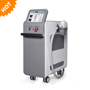 810 808Nm Diode Diodo Laser Epilator Hair Removal Machine