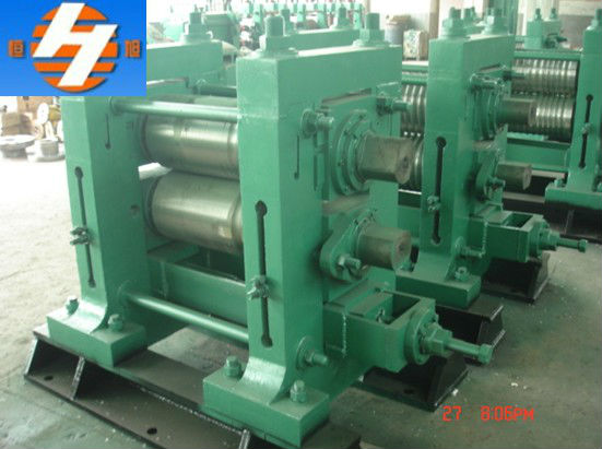 continuous casting rolling mill for rebar