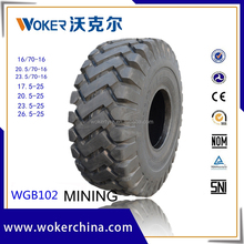 industrial Wholesale scraper tires 26.5-25 for sale from manufacturer