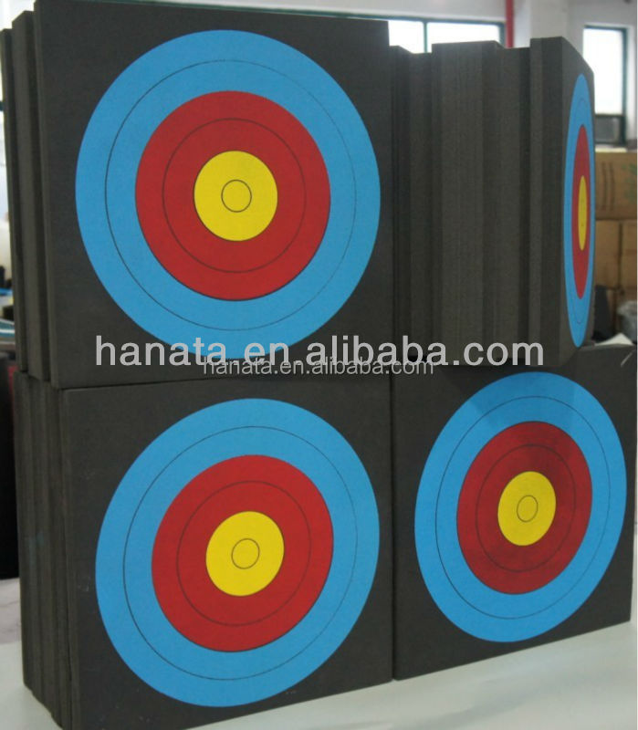 low factory price oem bow and arrow targets board for sale
