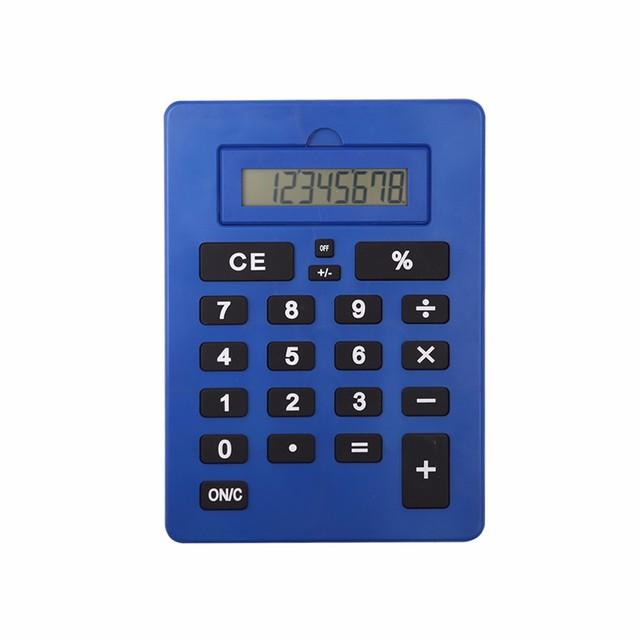 A5 Big Size Folding Screen Desktop Calculator with Big Keyboard