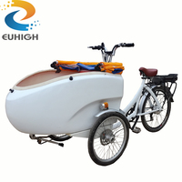 Wheel moto tricycle bike bicycle cargo trailer