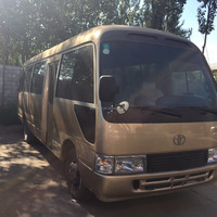 used good Toyota coaster bus,toyota city bus for sale
