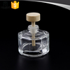 New type aroma decorative glass bottle reed diffuser