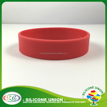 bulk cheap thick silicone wristbands & silicone bracelets for men and women